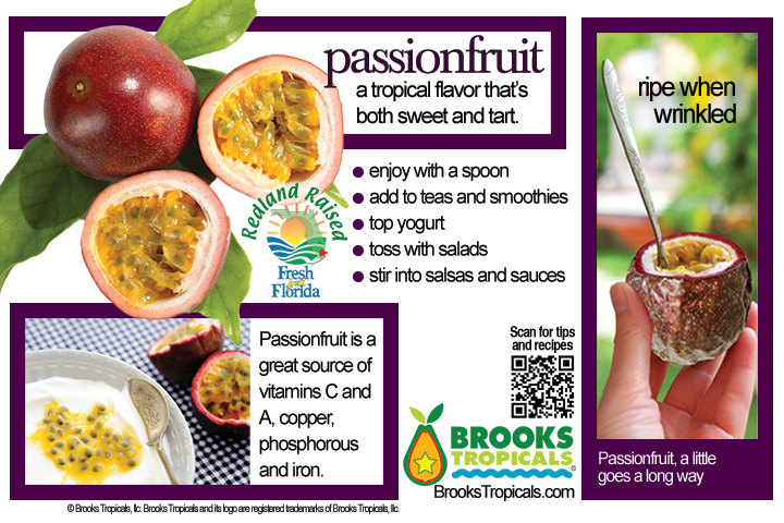 Need to know about passionfruit