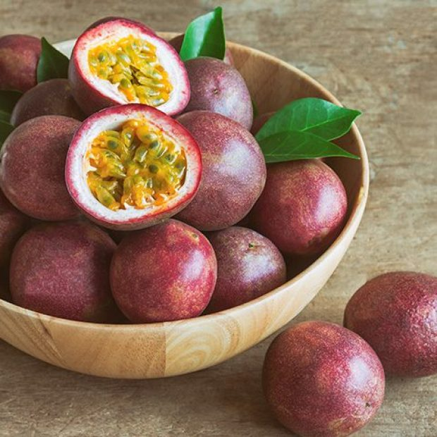 How goes passionfruit?