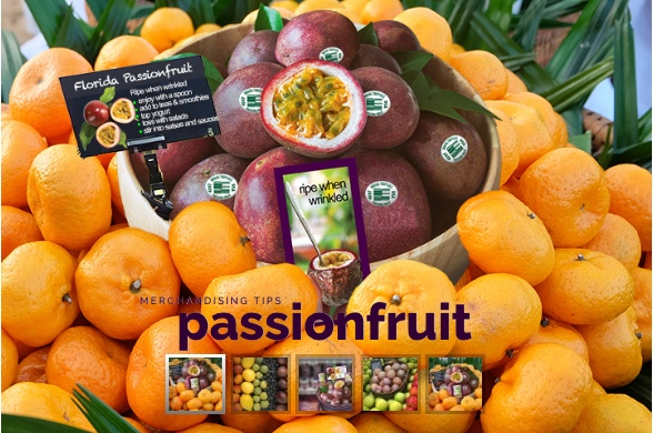 passionfruit displays