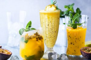 passsionfruit drinks