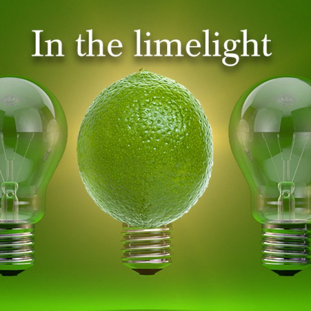 In the limelight – limes