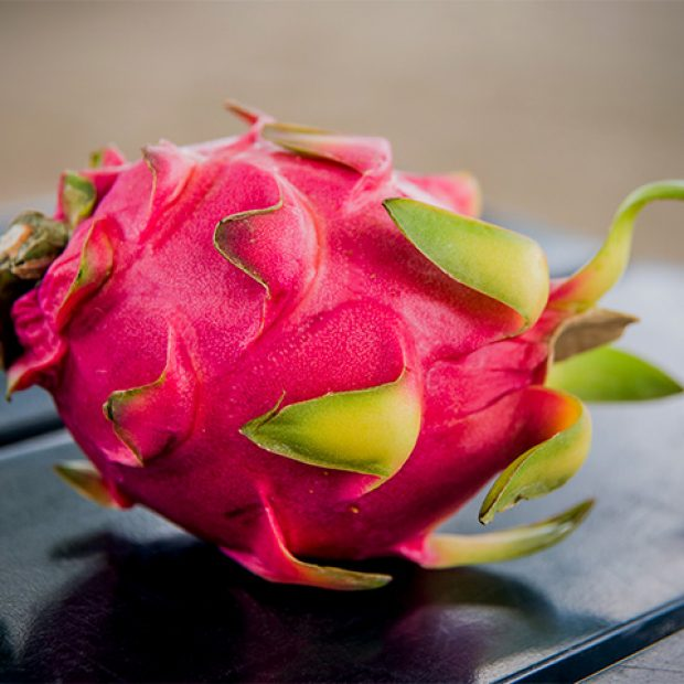 Enjoy dragonfruit