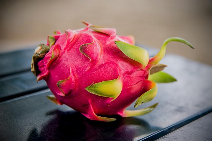 what a fruit, dragonfruit