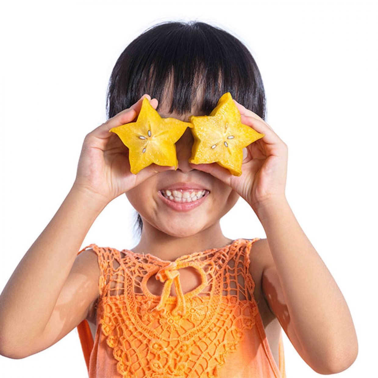 See stars with starfruit