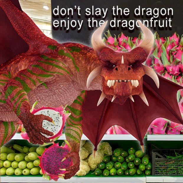 Don't slay the dragon!