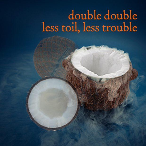 Spooky Groovy Coconut fun