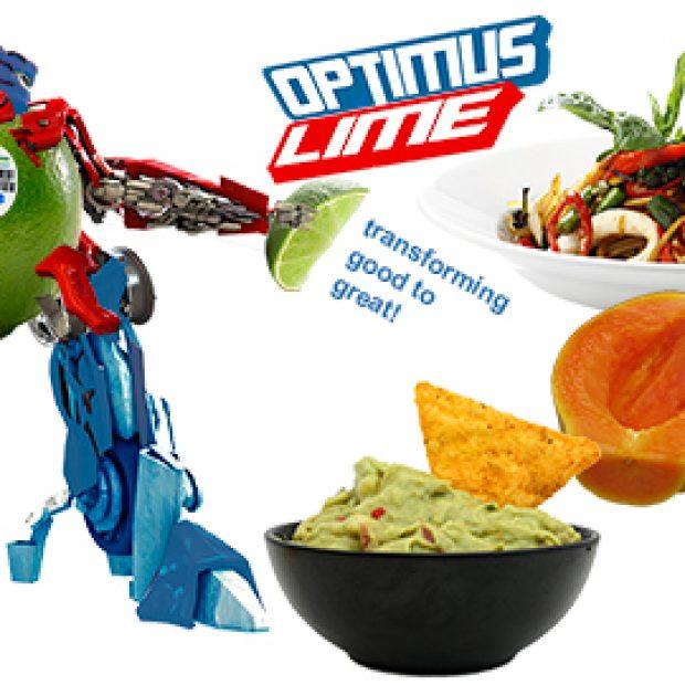 Optimus Lime