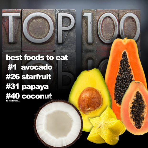 Top 100 food to eat!