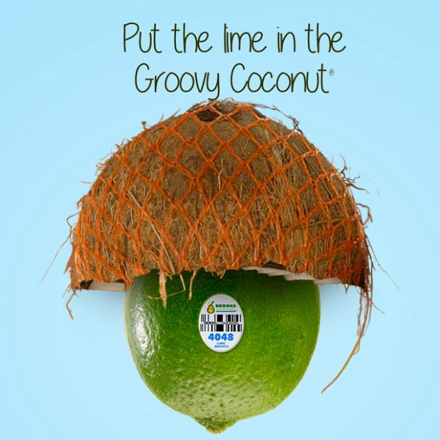 Put your lime in your coconut