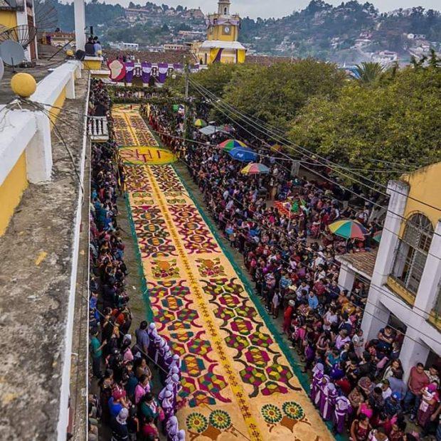 Easter in Antiqua Guatemala