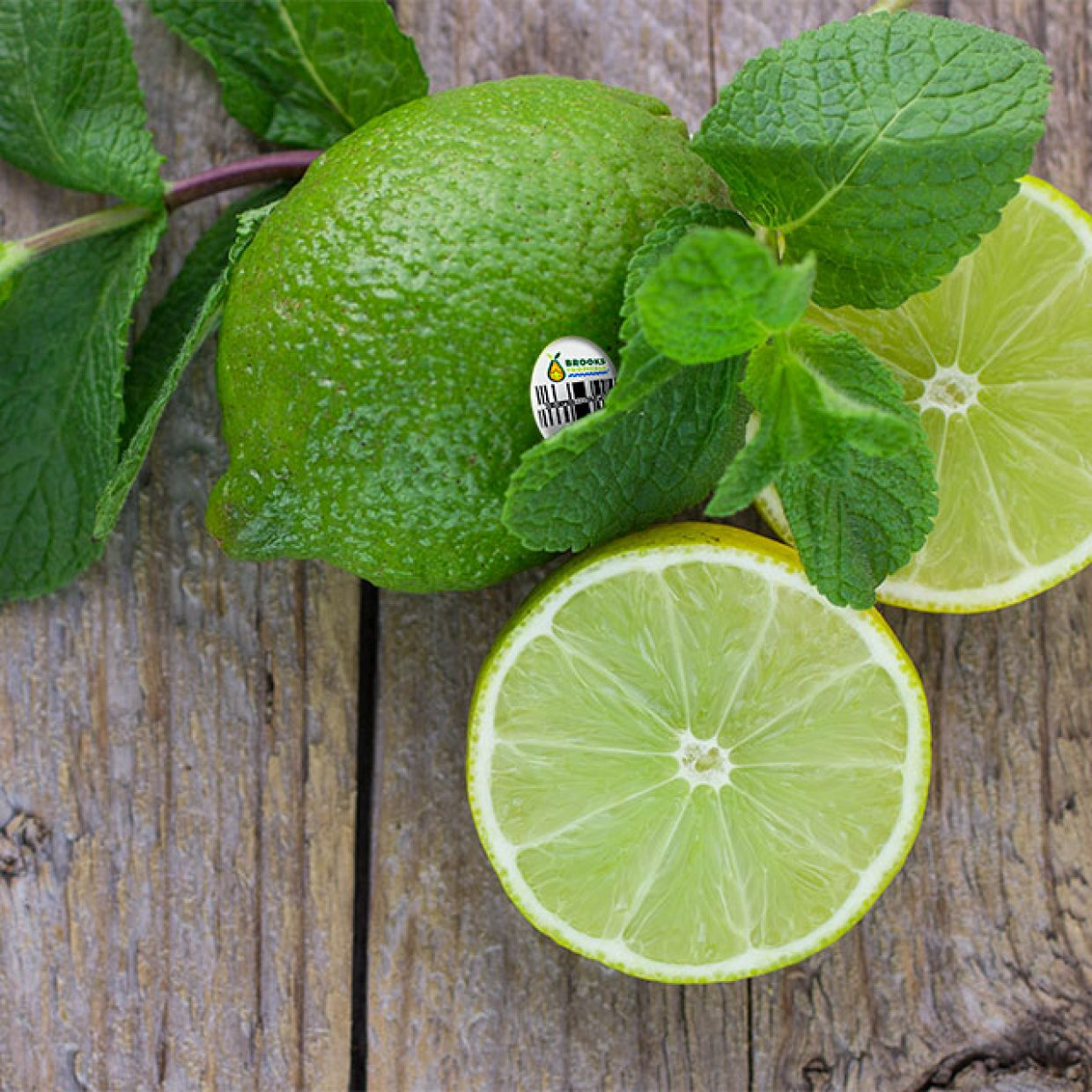 Limes, the perfect touch for almost any dish or drink