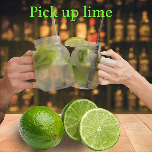 Pick-up Lime