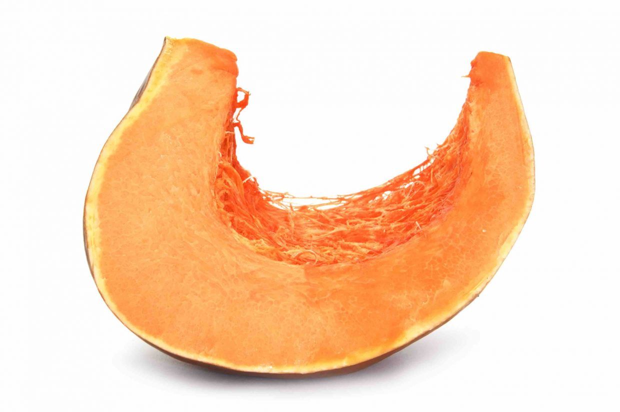 Calabaza by the slice