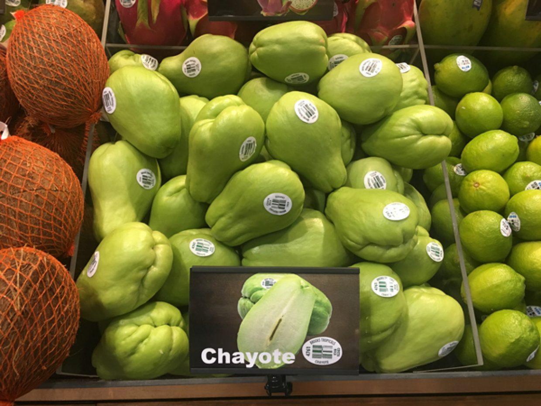 Chayote