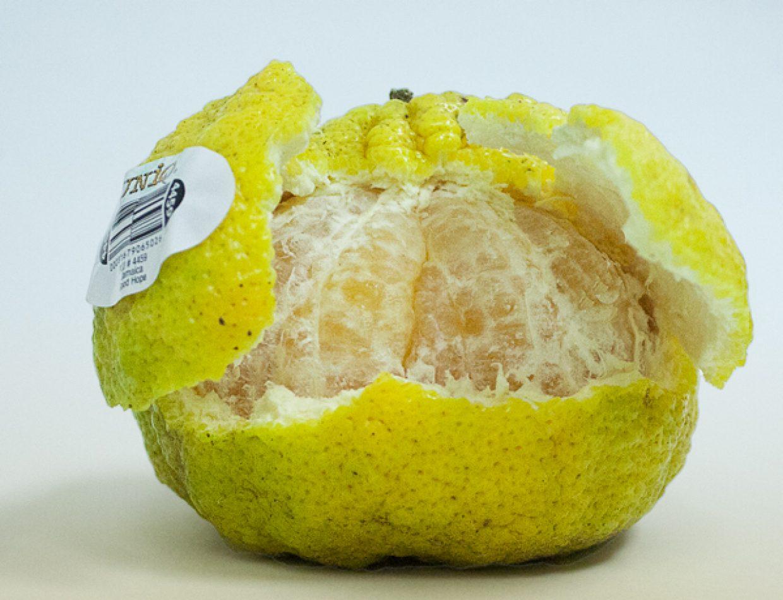 Uniq Fruit, easy to peel to get to get taste