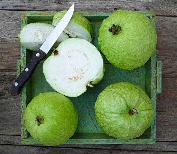 Thai guava from Florida