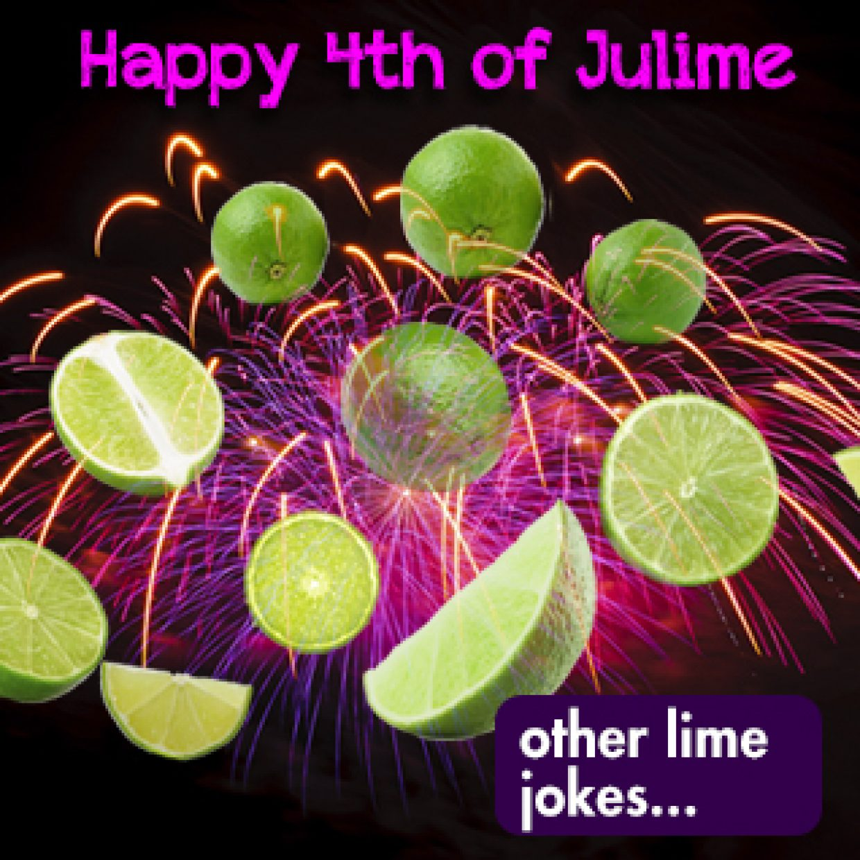 Happy 4th of julime