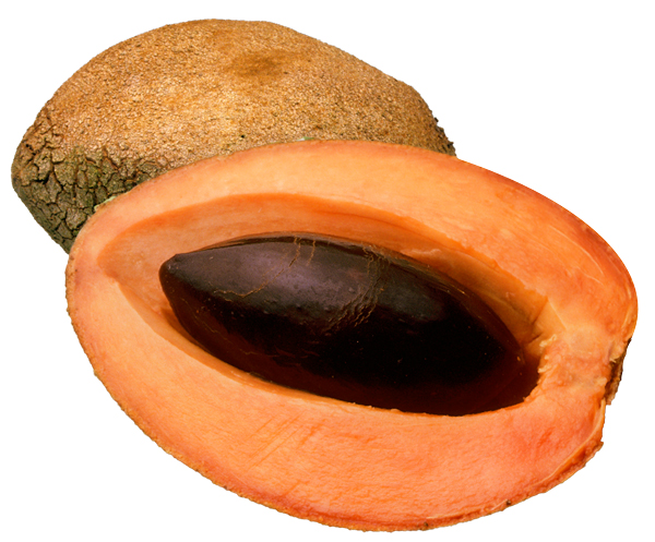 mamey half and whole