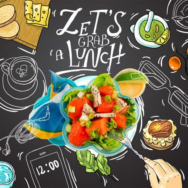 Let's grab lunch