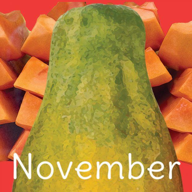 November awaits you