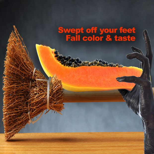 Get swept off your feet