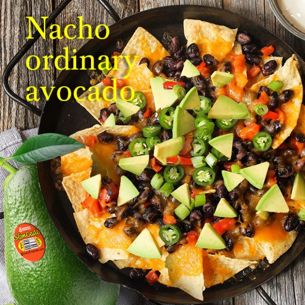 Nacho ordinary avocado