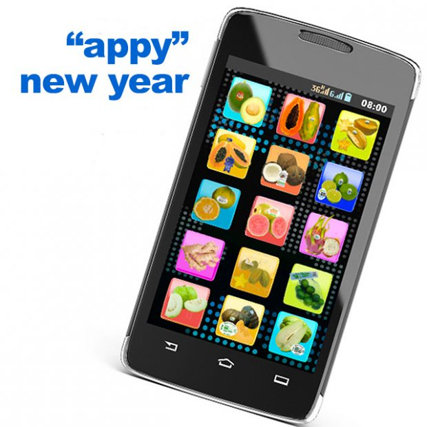 """Appy"" New Year!"