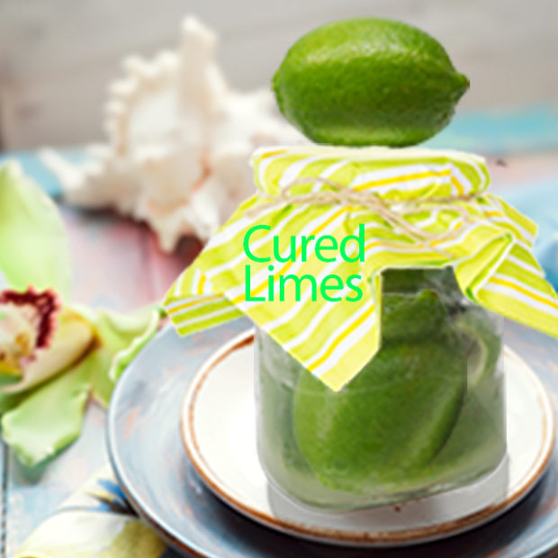 Canned limes?