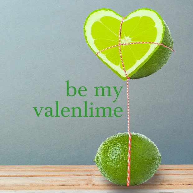 Be my Valenlime?