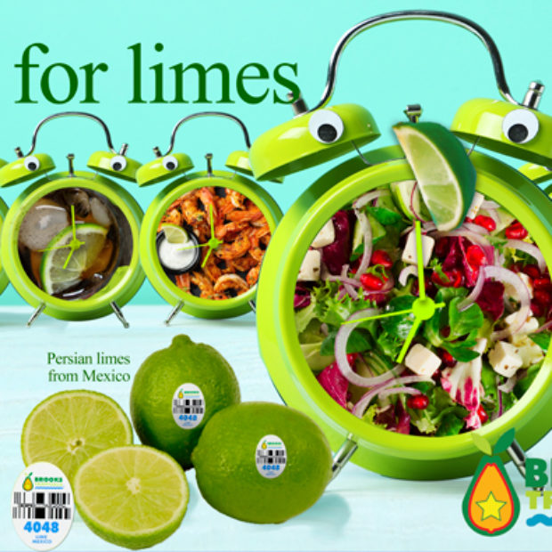 Time for limes
