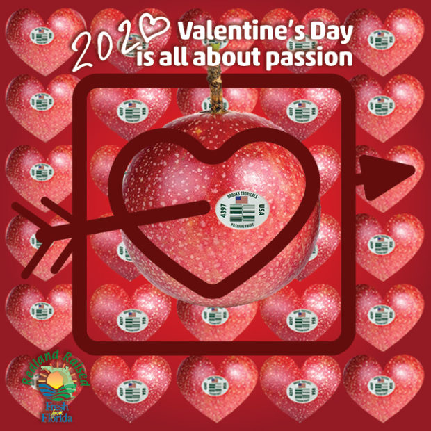What's Valentine's Day without passion