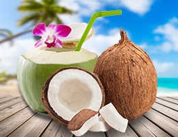 Do you know which coconut is immature?