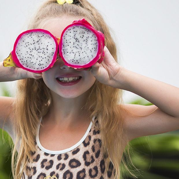She's got dragonfruit eyes
