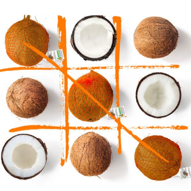 Tic tac coconut