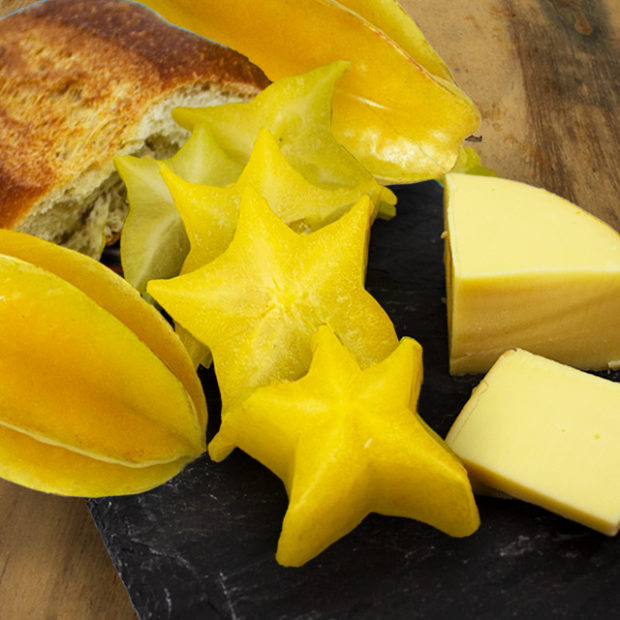 Want a little cheese with that star?