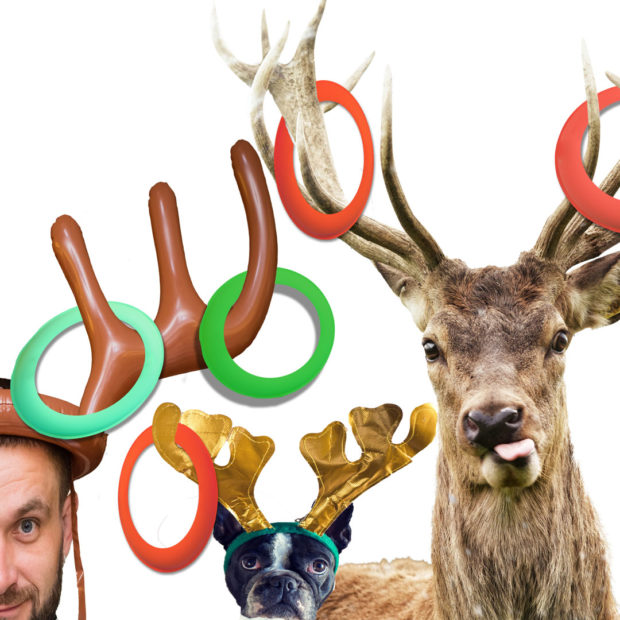 Enough with the reindeer games
